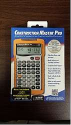 Construction Master Calculator