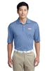 Nike Dri-FIT Heather Polo