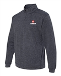 Cosmic Fleece Quarter-Zip Pullover Sweatshirt - 8614