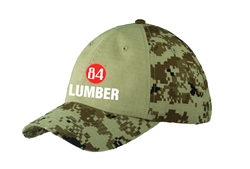 NEW Colorblock Digital Ripstop Camouflage Cap
