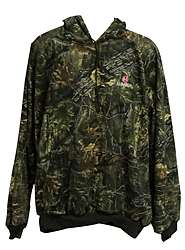 84 Lumber Pull Over Camo Hoodie