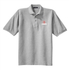 Grey Knit Golf NO Pocket