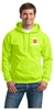 IDS Hauler Hoodie Safety Green