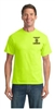IDS Hauler Safety Green T-Shirt