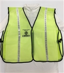 IDS Hauler Vest Safety Green
