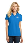 Port Authority Ladies Core Classic Pique Polo