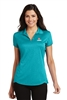 Port Authority Ladies Trace Heather Polo