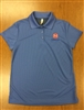 Ladies Blue Polo