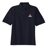 Navy Knit Golf NO Pocket
