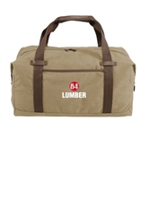 Port Authority Cotton Canvas Duffel BG803