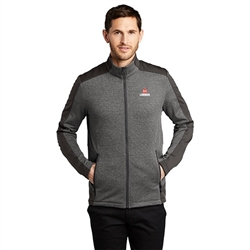 Port Authority Grid Fleece Jacket F239