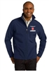 IDS Hauler Soft Shell Jacket Navy