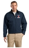 IDS Hauler Duck Cloth Work Jacket Navy
