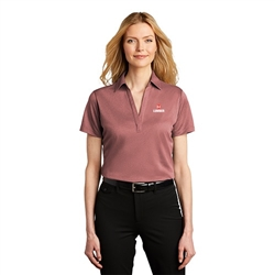 Ladies Heathered Silk Touch Performance Polo LK542