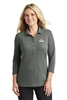 Port Authority Ladies Coastal Cotton Blend Polo