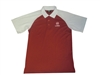 Men's Red Golf Shirt