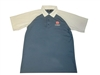 Men's Steel Blue Golf Shirt