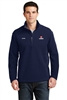 Navy Quarter Zip Fleece