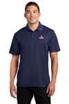 Navy Dry-fit Short Sleeve Polo Tall