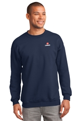 NAVY Sweatshirt-Pullover Tall