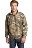 Russell Outdoors Realtree 1/4-Zip Sweatshirt RO78Q