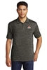 Sport-Tek Electric Heather Polo